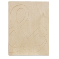 Patterned Sign, Ampersand