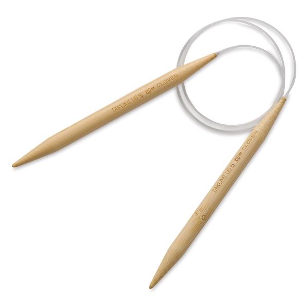 Takumi Circular Knitting Needles, Size 15