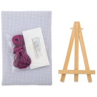Canvas and Easel Set