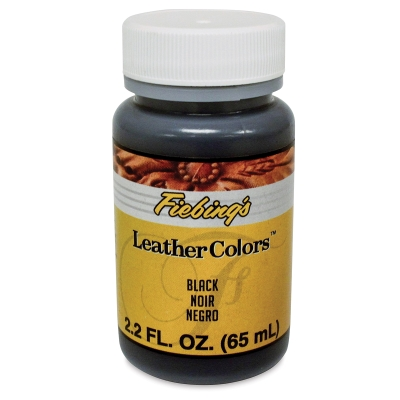 Leather Dye, Black