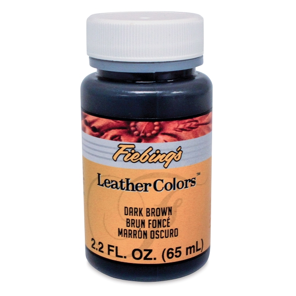 Leather Dye, Dark Brown