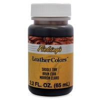 Leather Dye, Saddle Tan