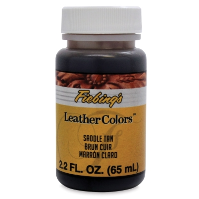 Leather Dye, Saddle Tan