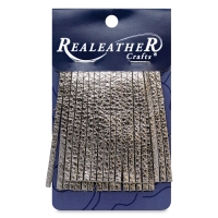 Metallic Gunmetal Fringe, Pkg of 2