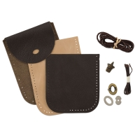 Leather Kit, Cross Body Bag