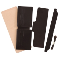 Leather Kit, Credit Card Wallet
