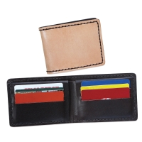 Leather Kit, Credit Card Wallet(Finished Example)