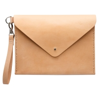 Leather Kit, Envelope Clutch