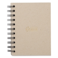 Artists Serving Artists Notebook, SingleKraft Cover, Lined, Wire-bound