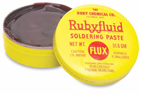 Rubyfluid Flux Soldering Paste