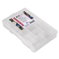 Solutions Box, Six Compartments