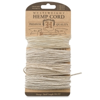 Multi-Weight Natural Colors Card, 10 - 48 lb