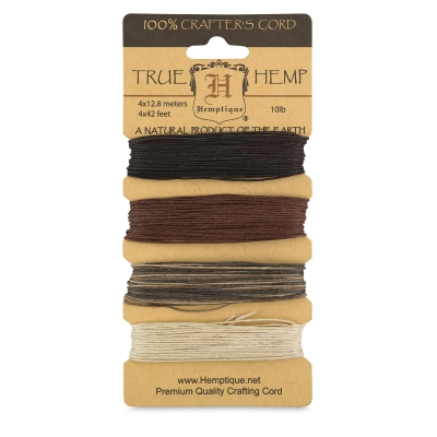 Earthy Colors Cards, 10 lb