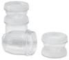 Twisterz Interlocking Storage Containers, Small/Short