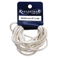 Deerskin Lace, White