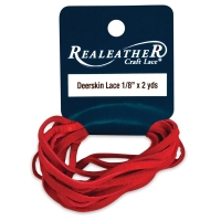 Deerskin Lace, Red