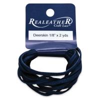 Deerskin Lace, Cadet Blue