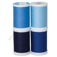 Dual Duty XP Blues Multipack, 4 Spools