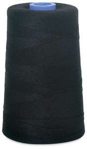 Spun Dee Thread, Black