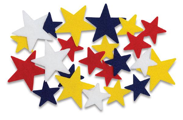 Stars, 72 Pieces