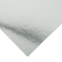 Metallic Foil Board, Silver