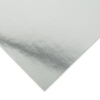Metallic Foil Board, Silver