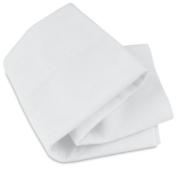 Felt Sheet, White