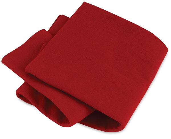 Felt Sheet, Red
