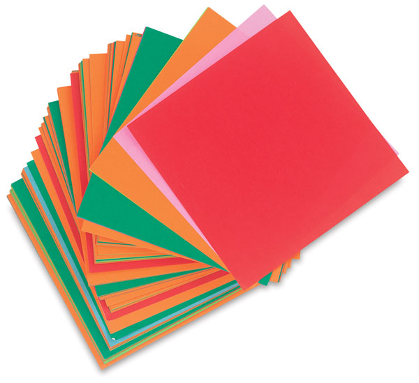 "Origami Paper Class Pack, 6"" × 6"", Pkg of 500"