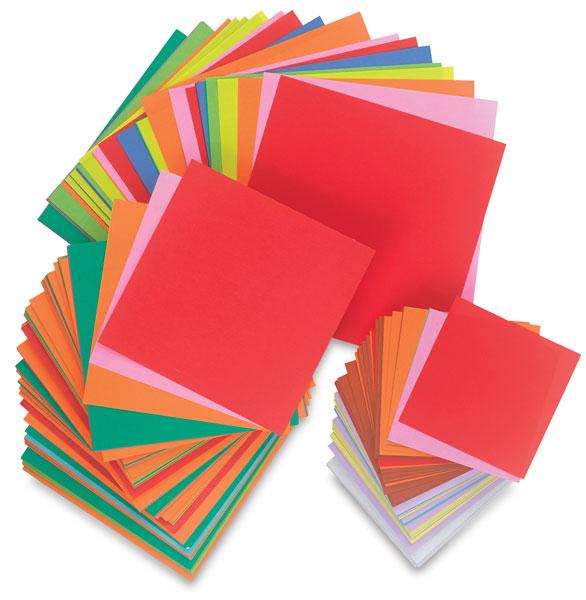 Origami Paper Class Packs