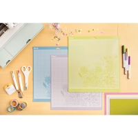 Cutting Mat, Pkg of 3(Shown in use. Supplies not included.)