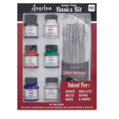 Angelus Acrylic Leather Paint - BLICK art materials