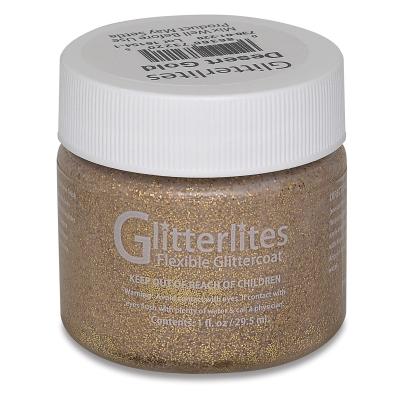 Gold Glitterlites