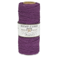 Hemp Cord Spool, Purple