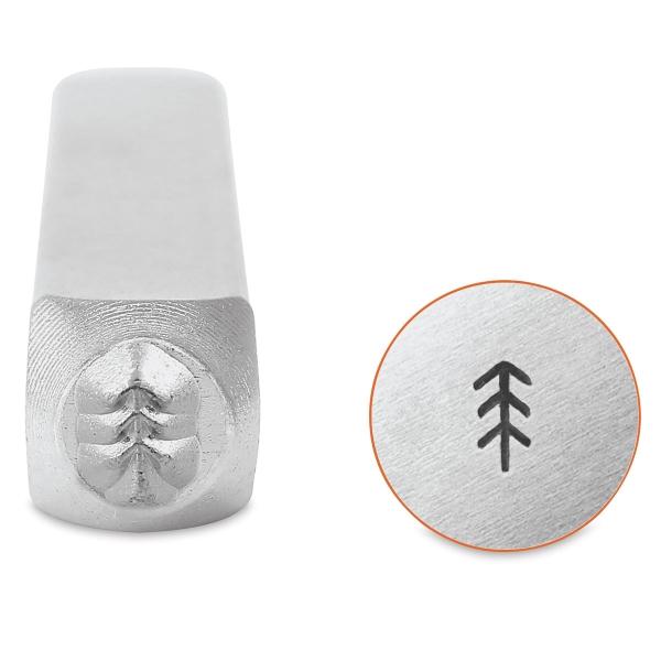 Design Stamp, Simple Pine Tree