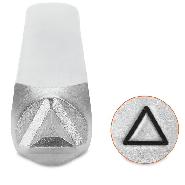 Design Stamp, Triangle