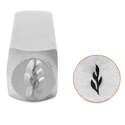 Design Stamp, Skinny Leaf