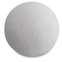 """Circle Blank, Aluminum, 3/4"""""""