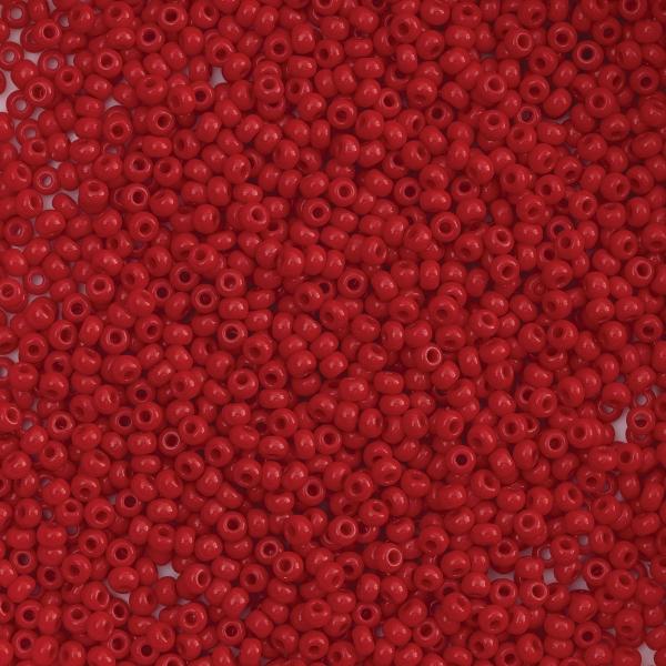 Medium Red, Opaque