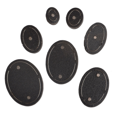Ovals, Set of 7