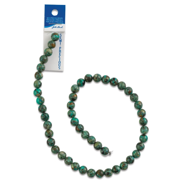 African Turquoise, 8 mm