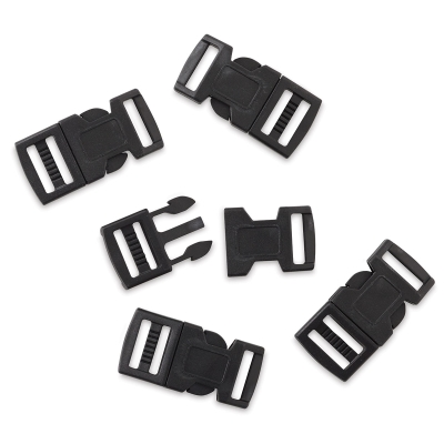 Paracord Buckles, Pkg of 5