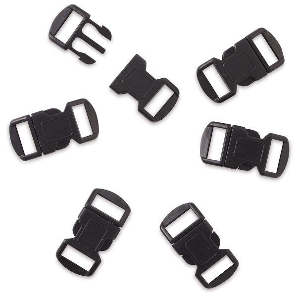 Paracord Buckles, Pkg of 6