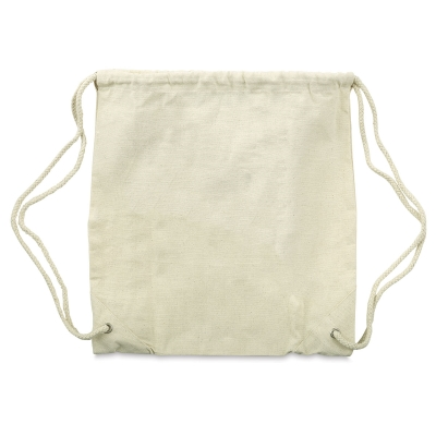 Drawstring Backpack, Natural