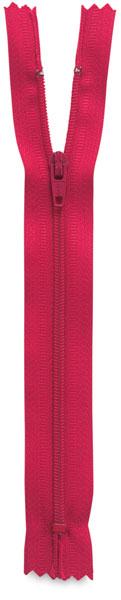 Red Regular Zipper