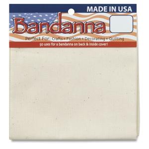 Natural Cotton Bandana