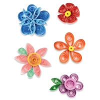 Bright Quilling Strips, Pkg of 500