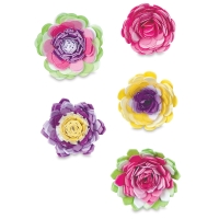 Ombre Blooms Quilling Strips, Pkg of 250