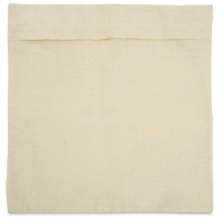 """Cotton Pillow Cover, 16"""" x 16""""(Back)"""