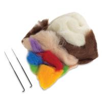 Needle Felting Kit, Dessert